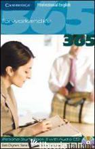 ENGLISH 365. PERSONAL STUDY BOOK. PER LE SCUOLE SUPERIORI. CON CD AUDIO. VOL. 3 - FLINDERS STEVE; DIGNEN BOB; SWEENEY SIMON