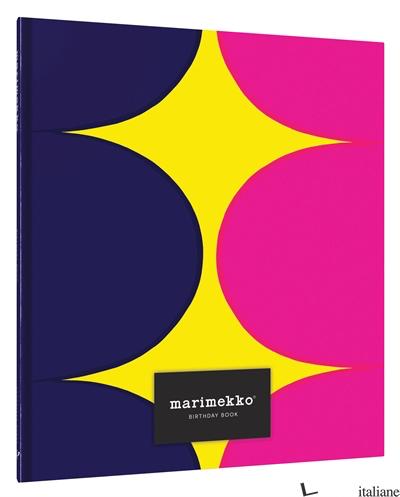 MARIMEKKO BIRTHDAY BOOK - MARIMEKKO