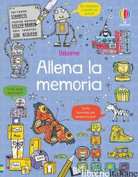ALLENA LA MEMORIA. BLOCCHI DI GIOCHI - CLARKE PHILLIP; TAPLIN S. (CUR.)