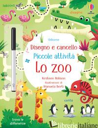 ZOO. EDIZ. A COLORI. CON GADGET (LO) - ROBSON KIRSTEEN
