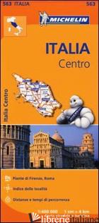 ITALIA CENTRO 1:400.000 - AA.VV.
