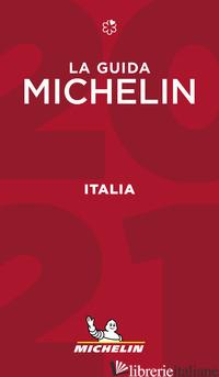 ITALIA 2021. LA GUIDA MICHELIN -