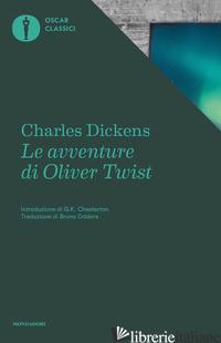 AVVENTURE DI OLIVER TWIST (LE) - DICKENS CHARLES