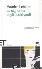 SIGNORINA DAGLI OCCHI VERDI (LA) - LEBLANC MAURICE