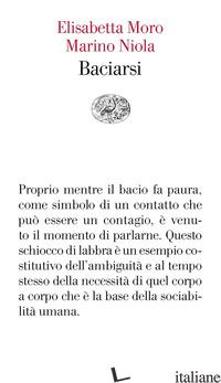 BACIARSI - MORO ELISABETTA; NIOLA MARINO