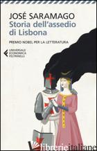 STORIA DELL'ASSEDIO DI LISBONA - SARAMAGO JOSE'