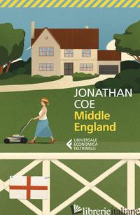 MIDDLE ENGLAND - COE JONATHAN