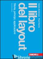 LIBRO DEL LAYOUT. STORIA, PRINCIPI, APPLICAZIONI (IL) - AMBROSE GAVIN; HARRIS PAUL