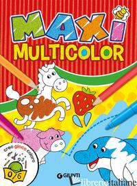 MAXI MULTICOLOR - PELLEGRINO FRANCESCA