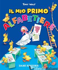 MIO PRIMO ALFABETIERE (IL) - WOLF TONY