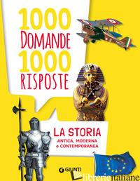 STORIA. ANTICA, MODERNA E CONTEMPORANEA (LA) - FABRIS PAOLA