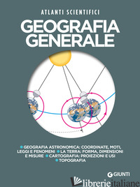 GEOGRAFIA GENERALE - RIGUTTI ADRIANA