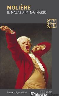 MALATO IMMAGINARIO. TESTO FRANCESE A FRONTE (IL) - MOLIERE; BAJINI S. (CUR.)