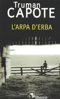 ARPA D'ERBA (L') - CAPOTE TRUMAN