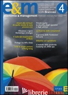 ECONOMIA & MANAGEMENT. VOL. 4 -