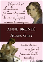 AGNES GREY - BRONTE ANNE