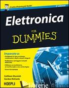 ELETTRONICA FOR DUMMIES - SHAMIEH CATHLEEN; MCCOMB GORDON