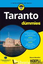TARANTO FOR DUMMIES - MORELLINI MAURO