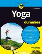 YOGA FOR DUMMIES - FEUERSTEIN GEORG; PAYNE LARRY