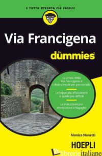 VIA FRANCIGENA FOR DUMMIES - NANETTI MONICA