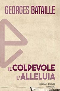 COLPEVOLE-L'ALLELUIA (IL) - BATAILLE GEORGES