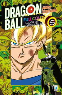 SAGA DEI CYBORG E DI CELL. DRAGON BALL FULL COLOR (LA). VOL. 5 - TORIYAMA AKIRA