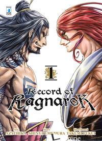 RECORD OF RAGNAROK. VOL. 1 - UMEMURA SHINYA; FUKUI TAKUMI