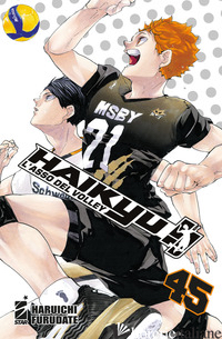 HAIKYU!! CON MINI-SHIKISHI. VOL. 45 - FURUDATE HARUICHI