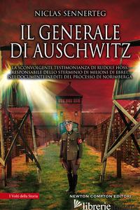 GENERALE DI AUSCHWITZ (IL) - SENNERTEG NICLAS