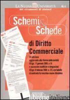 SCHEMI & SCHEDE DI DIRITTO COMMERCIALE - AAVV