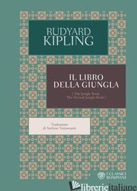 LIBRO DELLA GIUNGLA (IL) - KIPLING RUDYARD