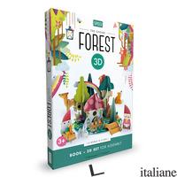GNOME FOREST 3D. EDIZ. A COLORI (THE) - BONAGURO VALENTINA; MANUZZATO VALENTINA