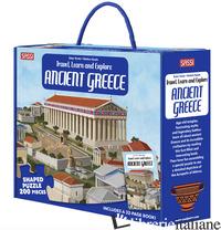 TRAVEL, LEARN AND EXPLORE. ANCIENT GREECE. EDIZ. A COLORI. CON PUZZLE - TOME' ESTER; GAULE MATTEO