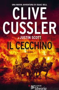 CECCHINO (IL) - CUSSLER CLIVE; SCOTT JUSTIN