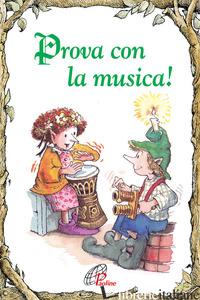PROVA CON LA MUSICA - LEWIS ALARIC