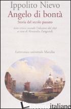 ANGELO DI BONTA'. STORIA DEL SECOLO PASSATO. EDIZ. CRITICA - NIEVO IPPOLITO; ZANGRANDI A. (CUR.)