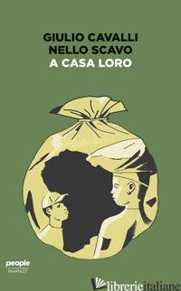 A CASA LORO - CAVALLI GIULIO; SCAVO NELLO