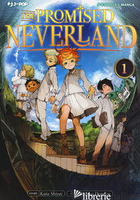 PROMISED NEVERLAND (THE). VOL. 1 - SHIRAI KAIU