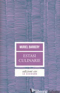 ESTASI CULINARIE - BARBERY MURIEL