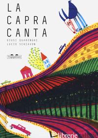 CAPRA CANTA. EDIZ. A COLORI (LA) - QUARENGHI GIUSI