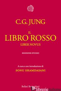 LIBRO ROSSO. LIBER NOVUS (IL) - JUNG CARL GUSTAV; SHAMDASANI S. (CUR.)