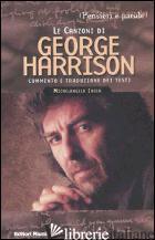 CANZONI DI GEORGE HARRISON (LE) - IOSSA MICHELANGELO