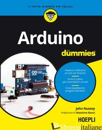 ARDUINO FOR DUMMIES - NUSSEY JOHN
