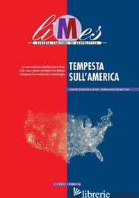 LIMES. RIVISTA ITALIANA DI GEOPOLITICA (2020). VOL. 11: TEMPESTA SULL'AMERICA -