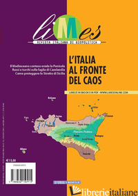 LIMES. RIVISTA ITALIANA DI GEOPOLITICA (2021). VOL. 2: L' ITALIA AL FRONTE DEL C -