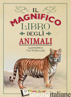 MAGNIFICO LIBRO DEGLI ANIMALI. EDIZ. A COLORI (IL) - JACKSON TOM