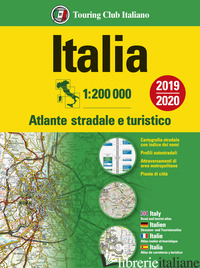 ITALIA. ATLANTE STRADALE E TURISTICO. 1:200.000 - AAVV