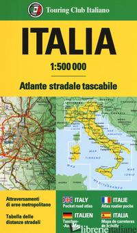 ATLANTE STRADALE D'ITALIA 1:500 000. EDIZ. A SPIRALE -