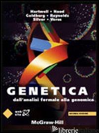 GENETICA. DALL'ANALISI FORMALE ALLA GENOMICA - PRANTERA G. (CUR.)