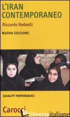 IRAN CONTEMPORANEO (L') - REDAELLI RICCARDO
